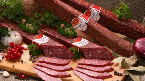 рецептура колбасы полукопченой с мясом голов