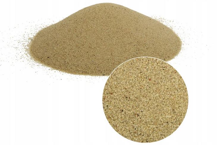 Песок для пескоструя