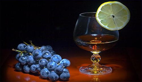 Пиратский напиток из домашнего самогона