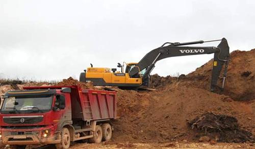 Организация предприятие по разработке песчаного карьера и добыче ...