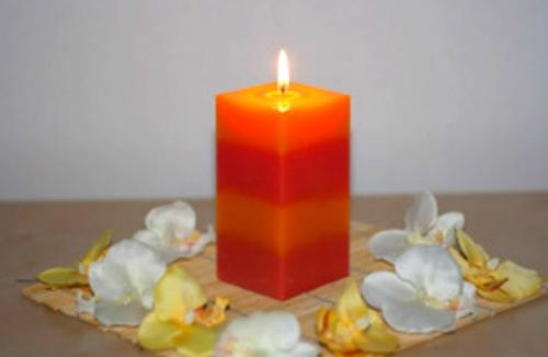 Фото красивых свечей своими руками