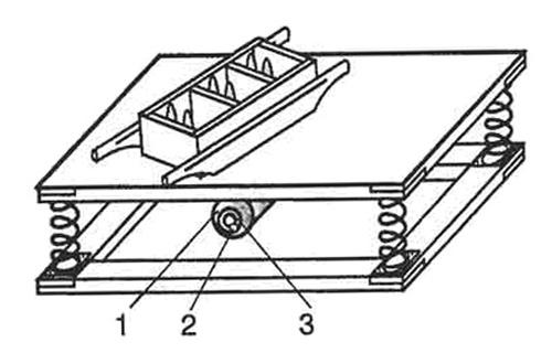 Стол для изготовления шлакоблоков своими руками