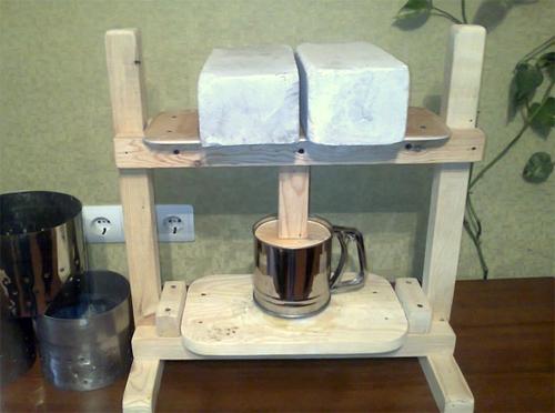 Пресс для сыра в домашних условиях купить